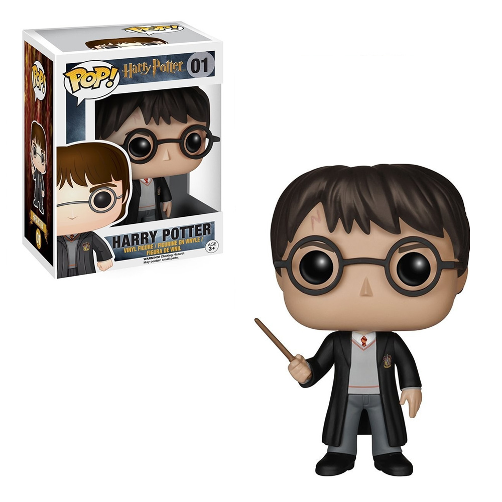 Funko! Pop Harry Potter Harry Potter #01