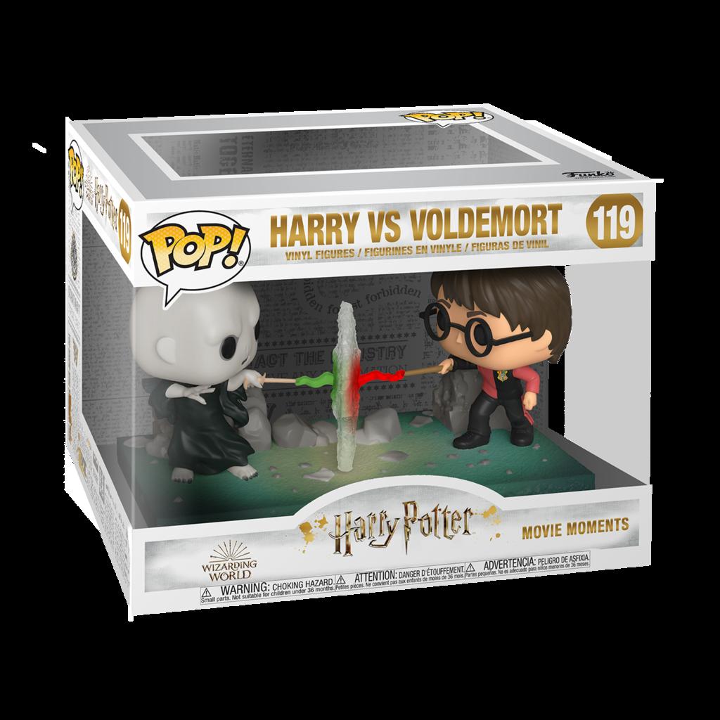 Funko POP! Harry Potter Movie Moment Harry vs Voldemort #119