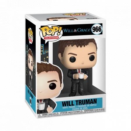 Funko POP! Television Will & Grace Will Truman #966