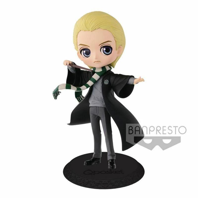 Figura Draco Malfoy Q Posket A 14cm