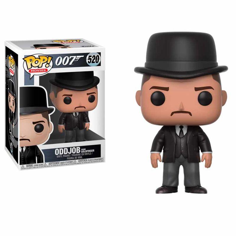 Funko! Pop 007 James Bond OddJob