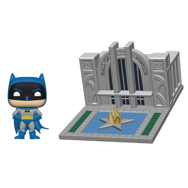 Funko POP! Batman 80th Batman and the Hall of Justice #09