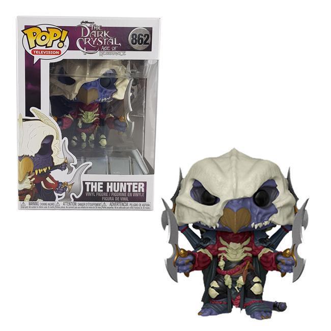 Funko! Pop The Dark Crystal Age of Resistance The Hunter (caixa ligeiramente danificada)