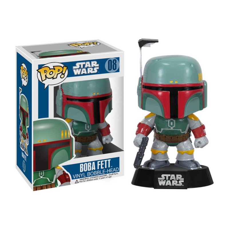 Funko! Pop Star Wars Boba Fett