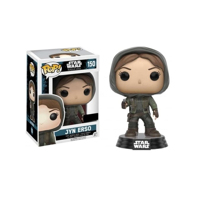 Funko! Pop Star Wars Rogue One Jyn Erso Exclusive