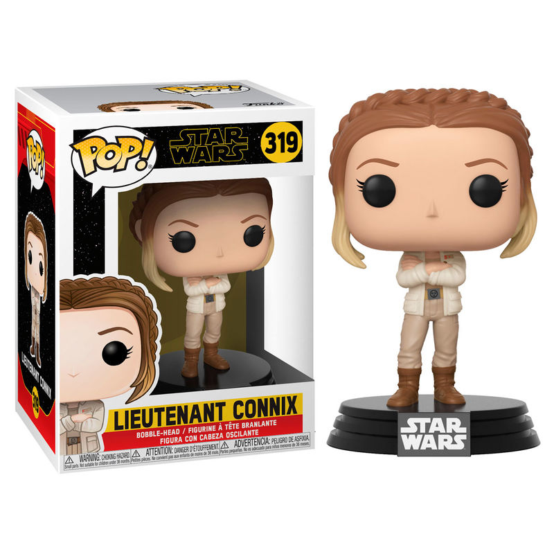 Funko! Pop Star Wars The Rise of Skywalker Lieutenant Connix