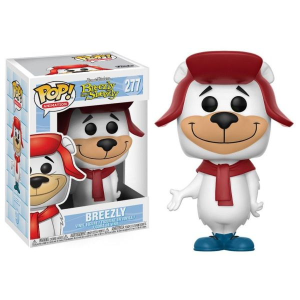 Funko POP! Hanna Barbera Breezly And Sneezly Breezly #277