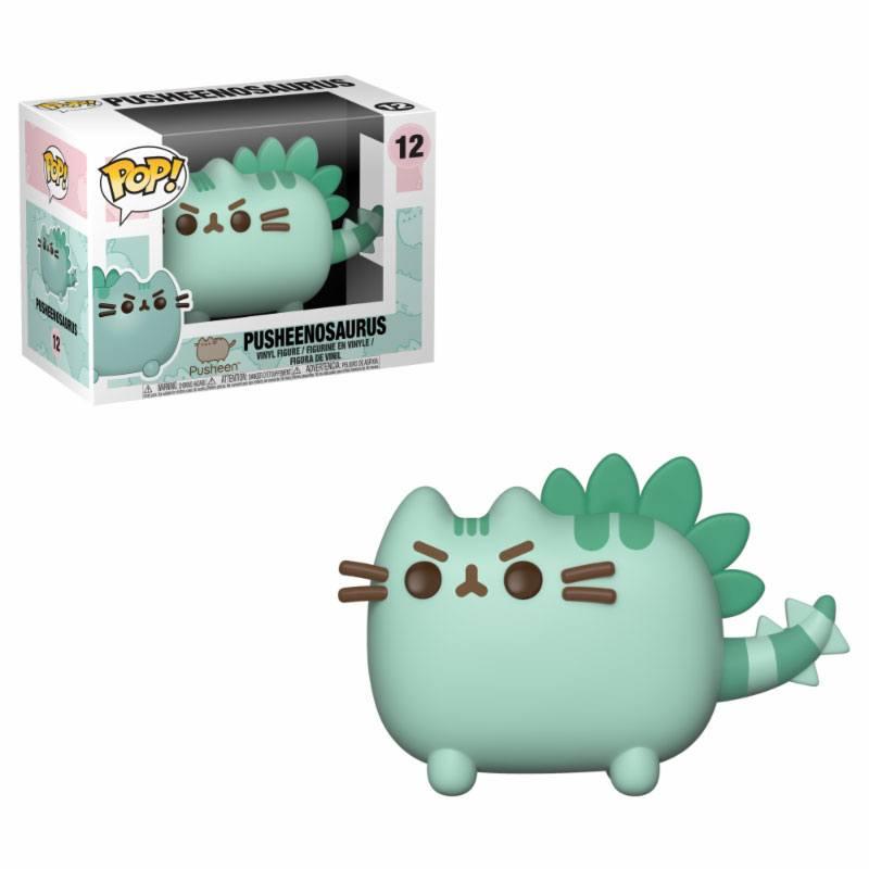 Funko POP! Pusheen Pusheenosaurus #12