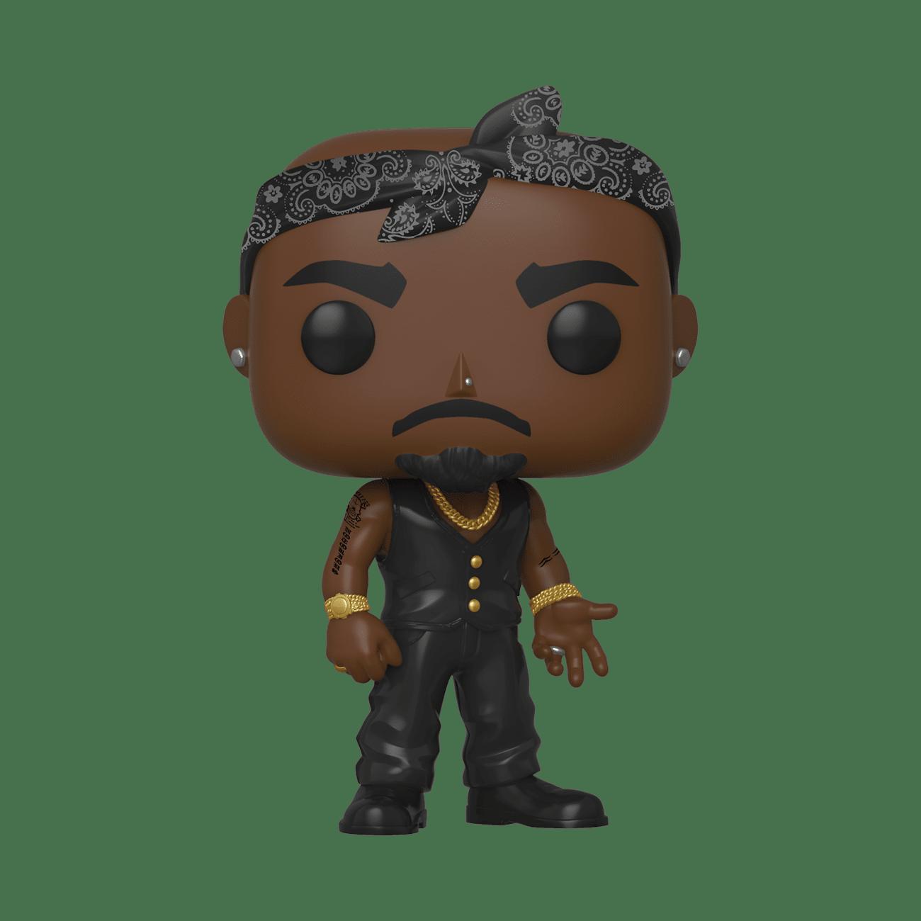 Funko! Pop Tupac Shakur #158