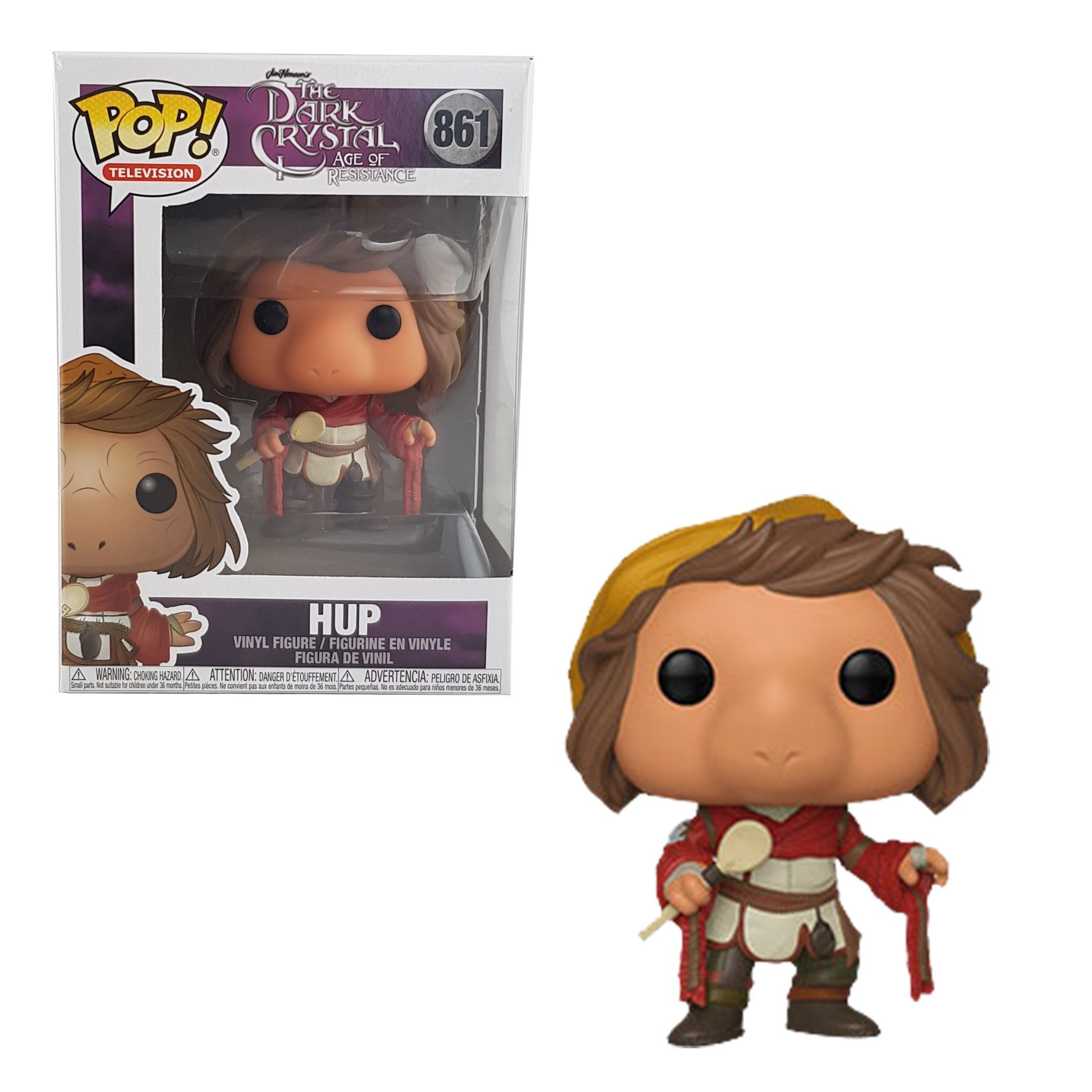 Funko! Pop The Dark Crystal Age of Resistance Hup