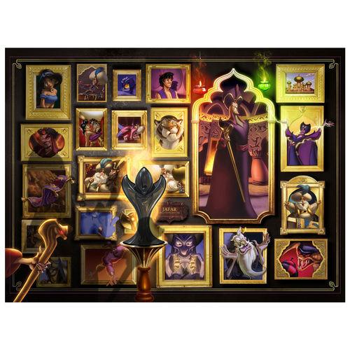 Puzzle Disney Villainous Jafar 1000 Peças Ravensburger