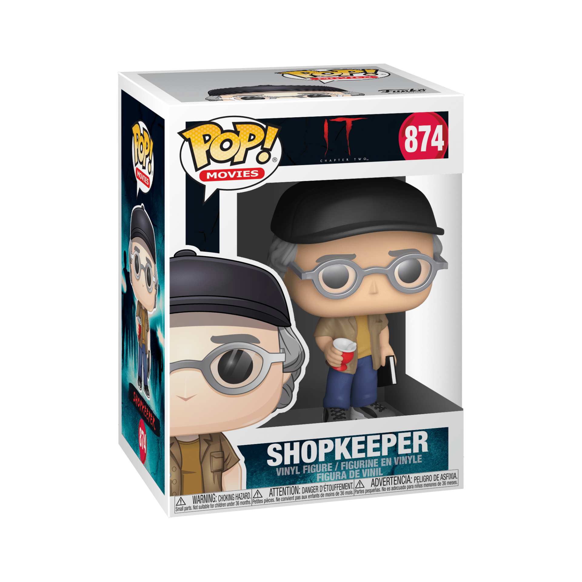 Funko! Pop IT Chapter Two Shopkeeper #874