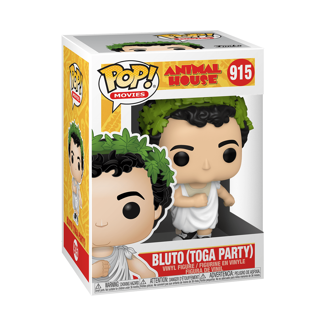 Funko! Pop Movies Animal House Bluto (Toga Party) #915
