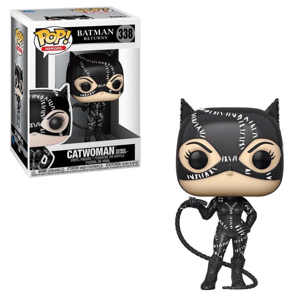 Funko POP! Heroes Batman Returns Catwoman #338