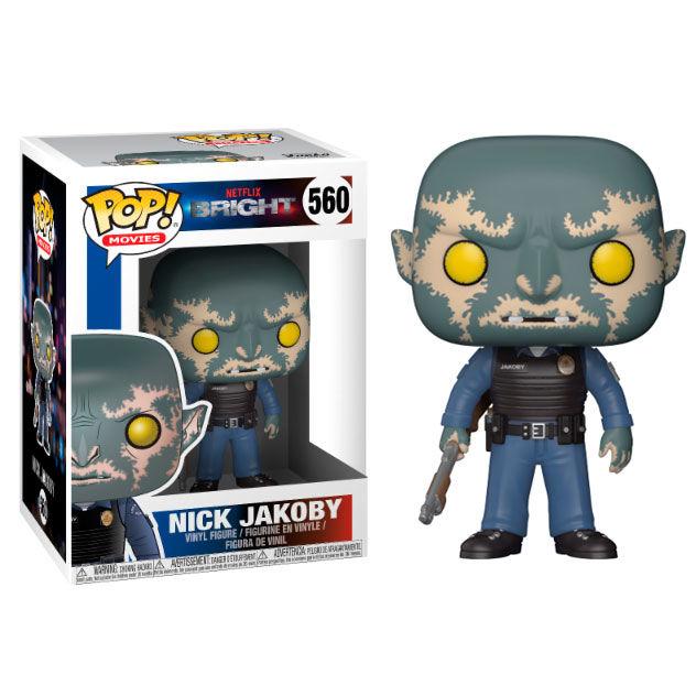 Funko! Pop Bright Nick Jakoby