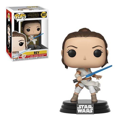 Funko! Pop Star Wars The Rise of Skywalker Rey #307