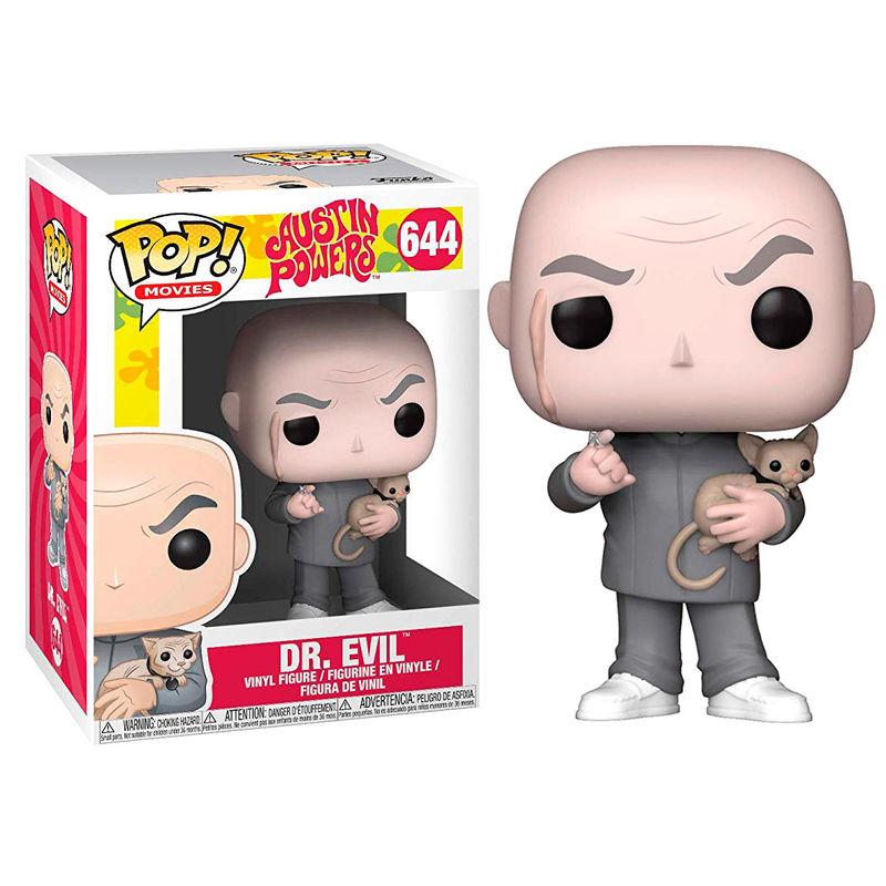 Funko! Pop Austin Powers Dr. Evil