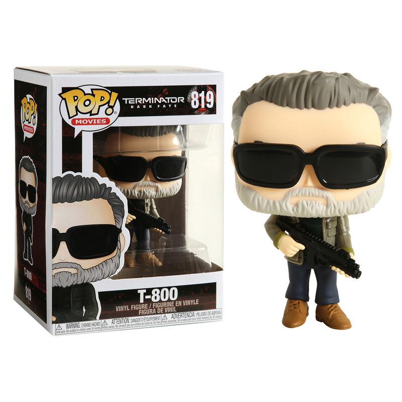 Funko! Pop Terminator Dark Fate T-800