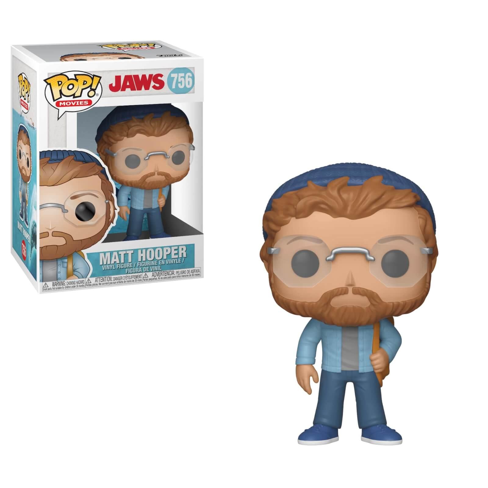 Funko! Pop Jaws Matt Hooper