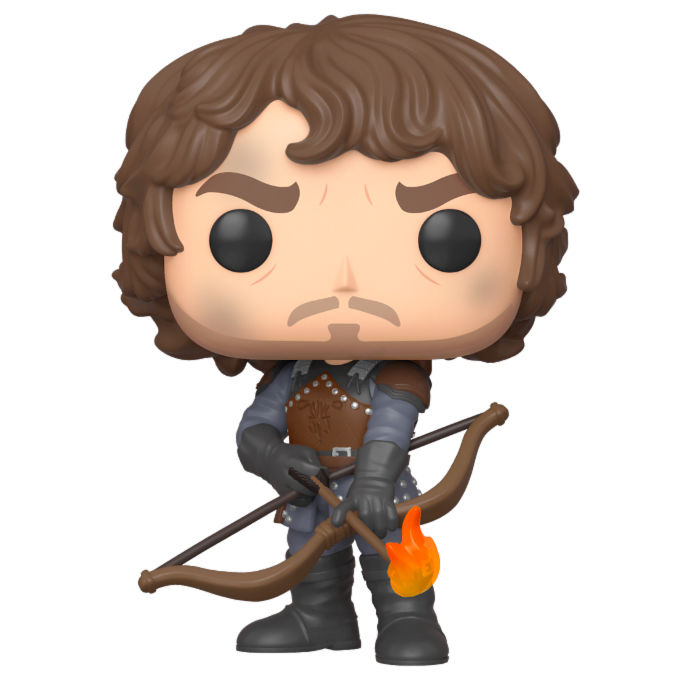 Funko! Pop Game of Thrones Theon with Flaming Arrows