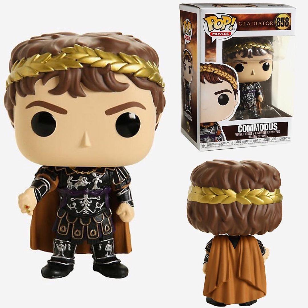 Funko! Pop Movies Gladiator Commodus #858