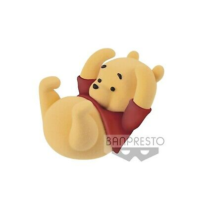 Figura Winnie The Pooh Fluffy Puffy Disney Character Banpresto 5cm