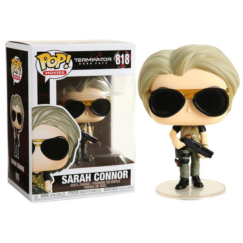 Funko! Pop Terminator Dark Fate Sarah Connor