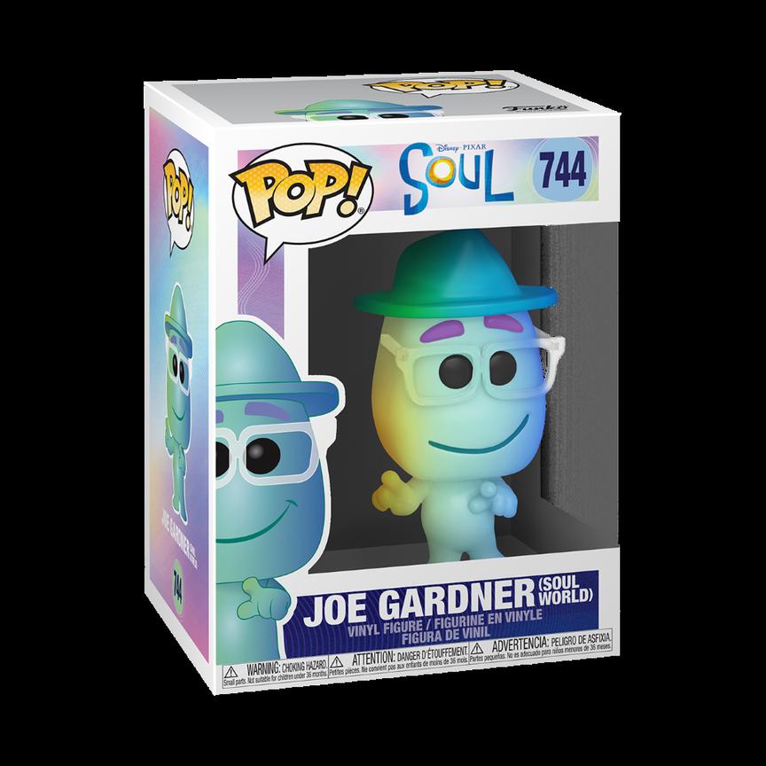 Funko! Pop Disney Pixar Soul Joe Gardner (Soul World) #744