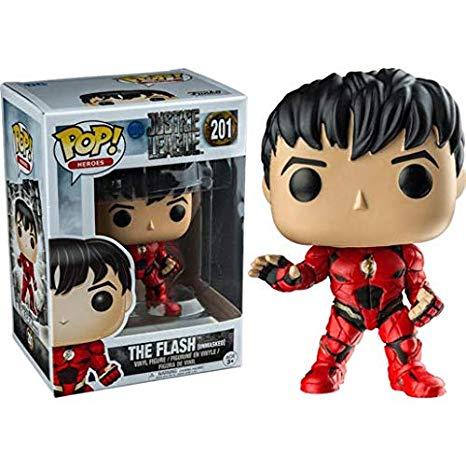 Funko POP! Justice League The Flash #201 Exclusive