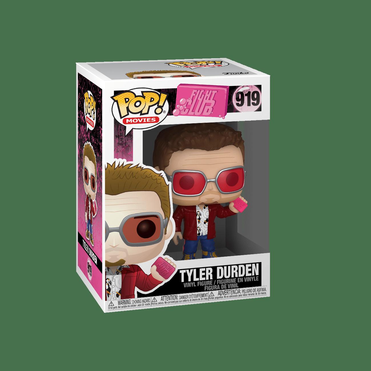 Funko! Pop Movies Fight Club Tyler Durden #919