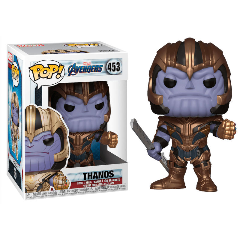 Funko! Pop Avengers End Game Thanos