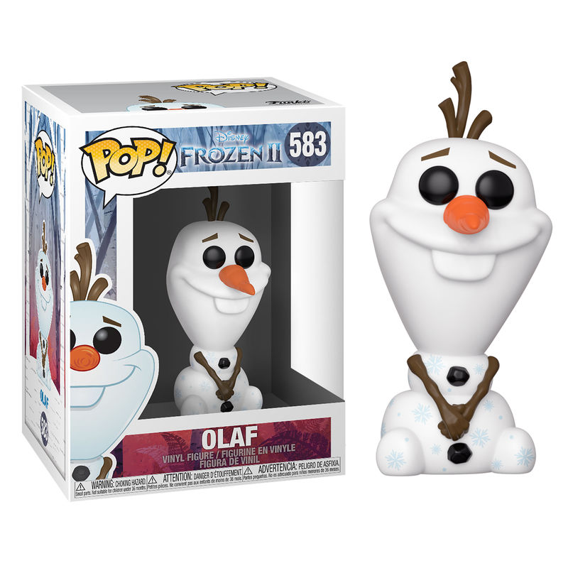 Funko POP! Disney Frozen II Olaf #583