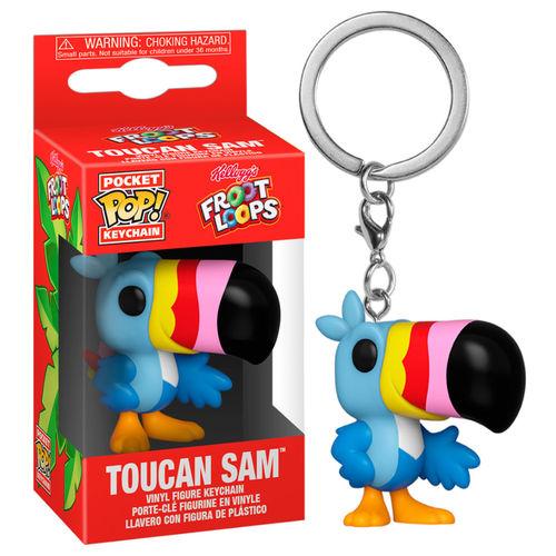 Funko Pocket POP! Keychain Kellog's Froot Loops Toucan Sam