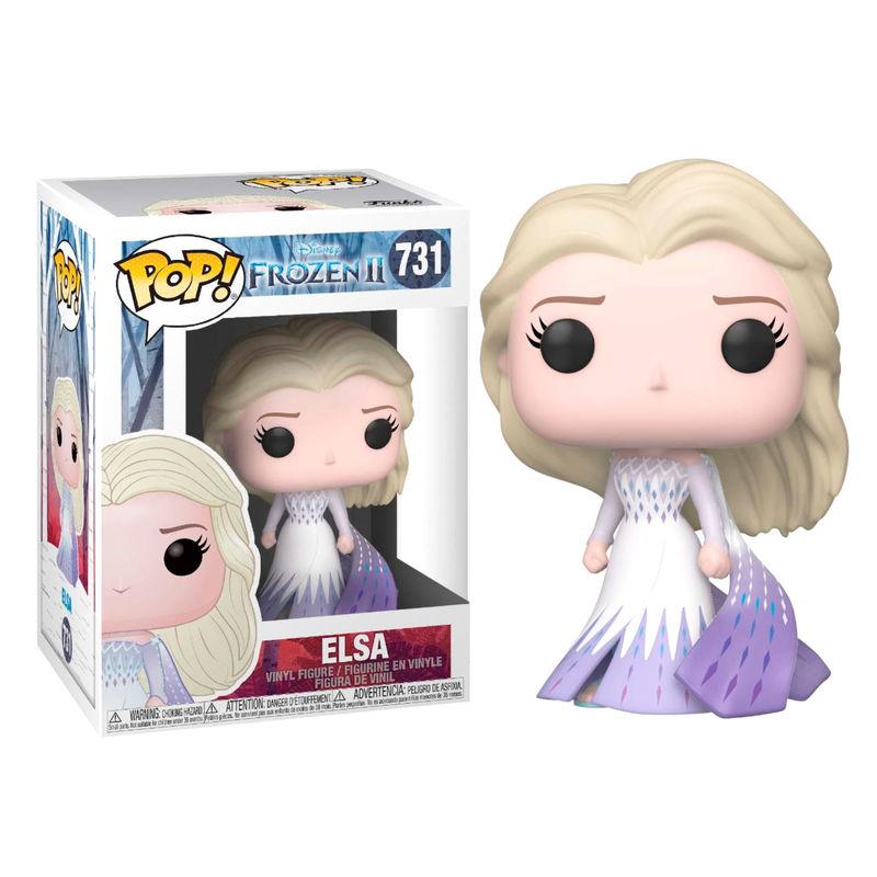 Funko POP! Disney Frozen II Elsa Epilogue #731