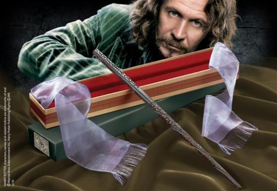 Sirius Black Wand with Ollivanders Wand Box