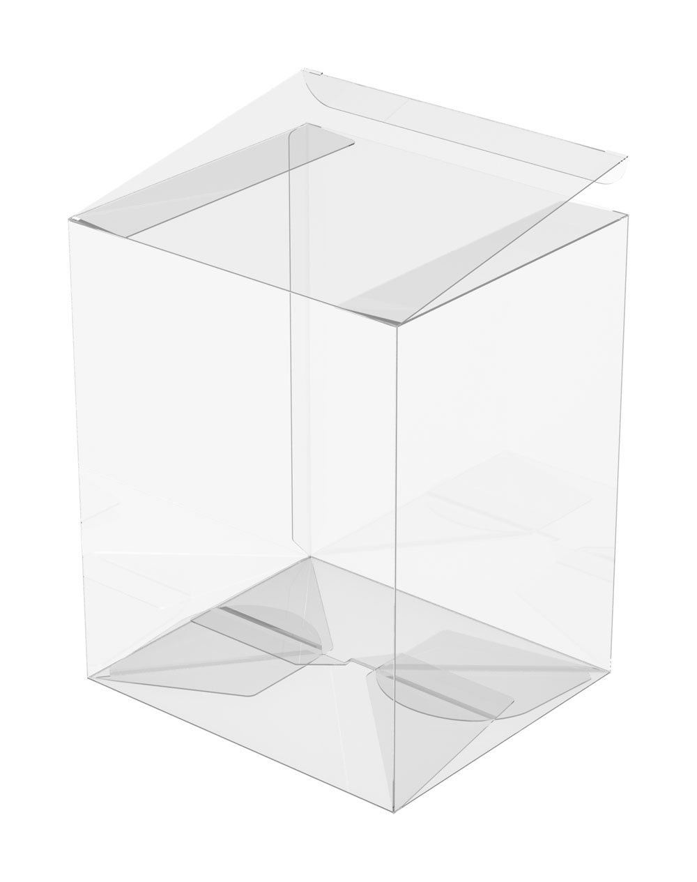 "Caixa Protetora para Funko Pop 6"" (Big Size)"