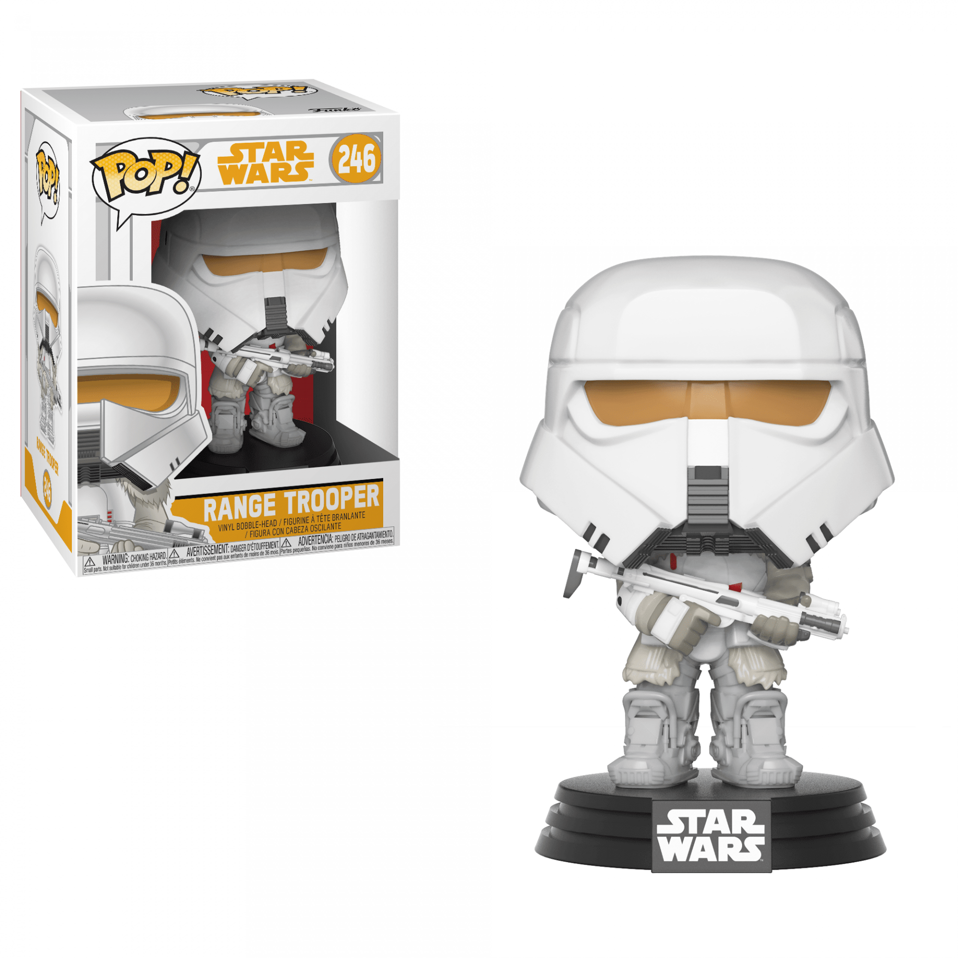 Funko! Pop Star Wars Range Trooper