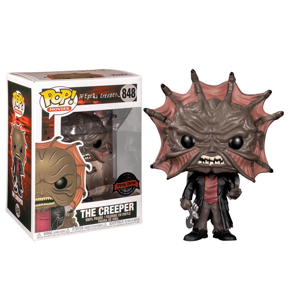 Funko POP! Jeepers Creepers The Creeper Special Edition #848