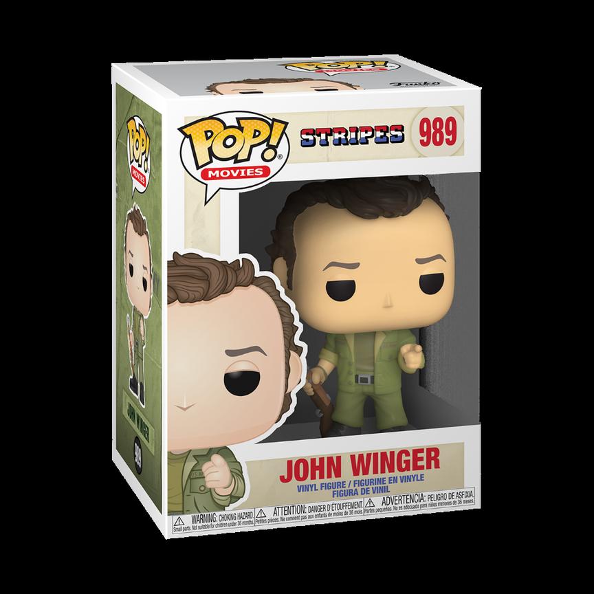 Funko POP! Movies Stripes John Winger #989