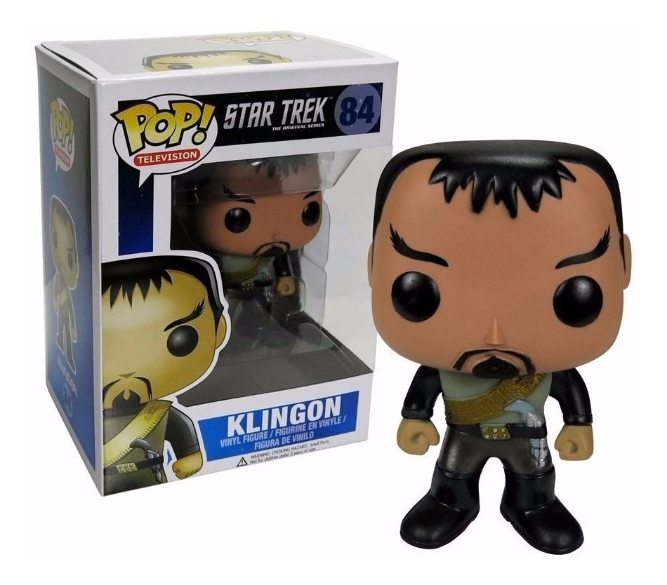 Funko! Pop Star Trek Klingon