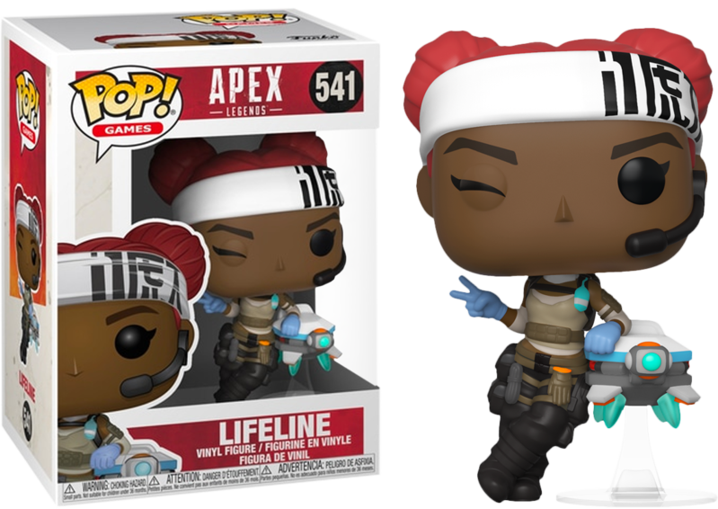 Funko! Pop Apex Legends Lifeline