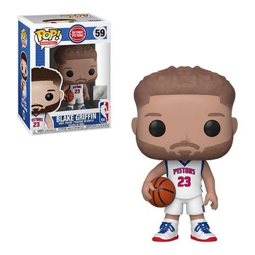 Funko! Pop Basketball Detroit Pistons Blake Griffin #59