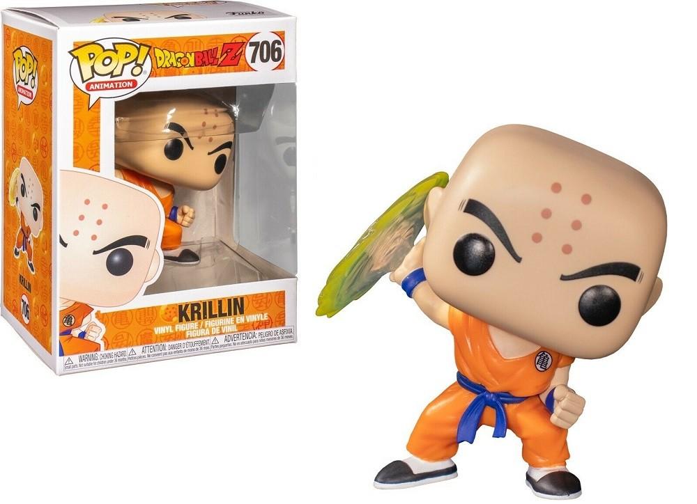 Funko POP! Dragon Ball Z Krillin #706