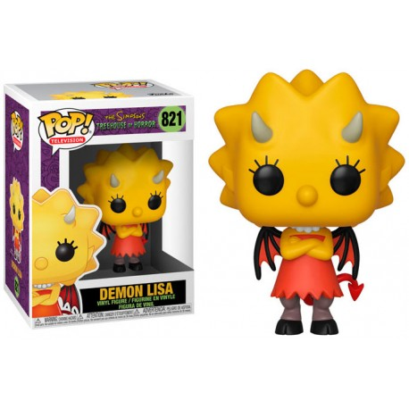 Funko POP! The Simpsons Treehouse of Horror Demon Lisa #821