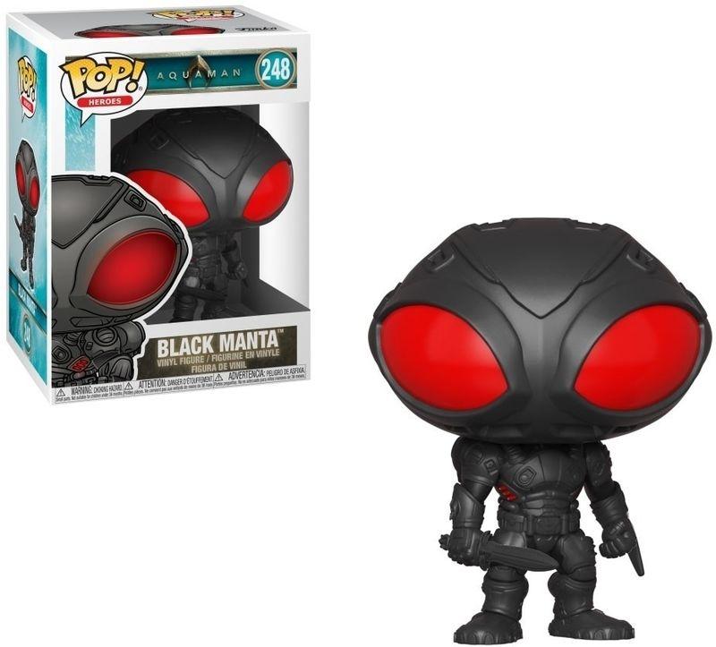 Funko POP! Aquaman Black Manta #248