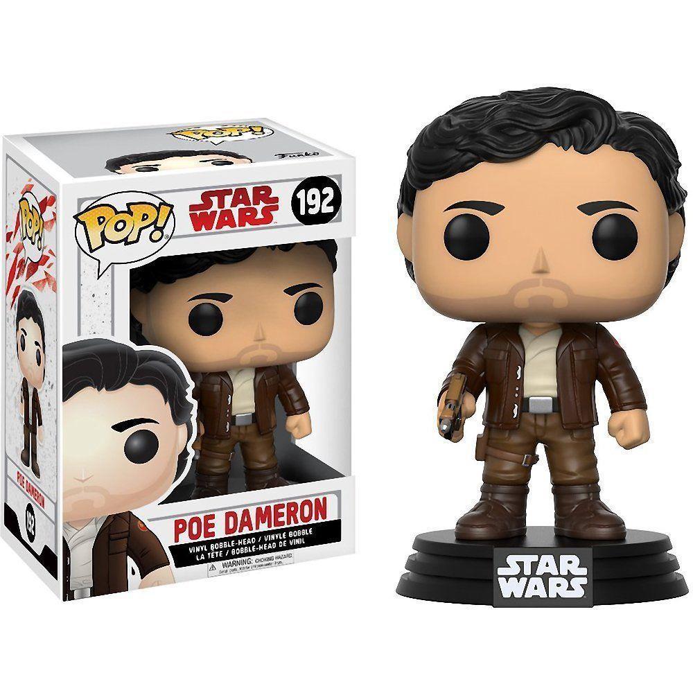 Funko! Pop Star Wars Poe Dameron