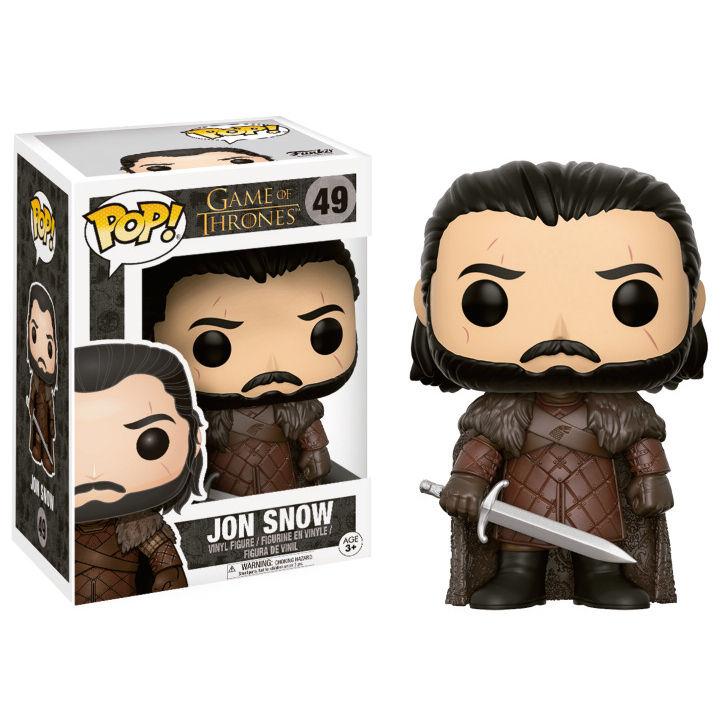 Funko! Pop Game of Thrones Jon Snow #49
