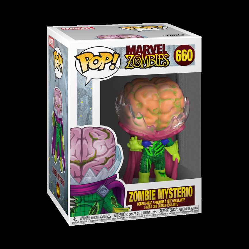 Funko POP! Marvel Zombies Zombie Mysterio #660