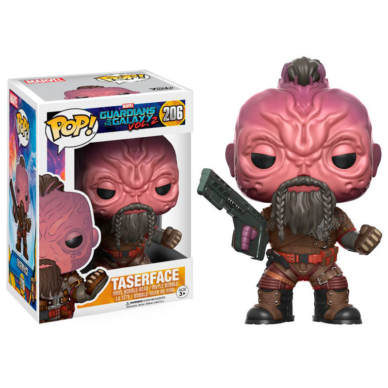 Funko! Pop Guardians of the Galaxy 2 Taserface