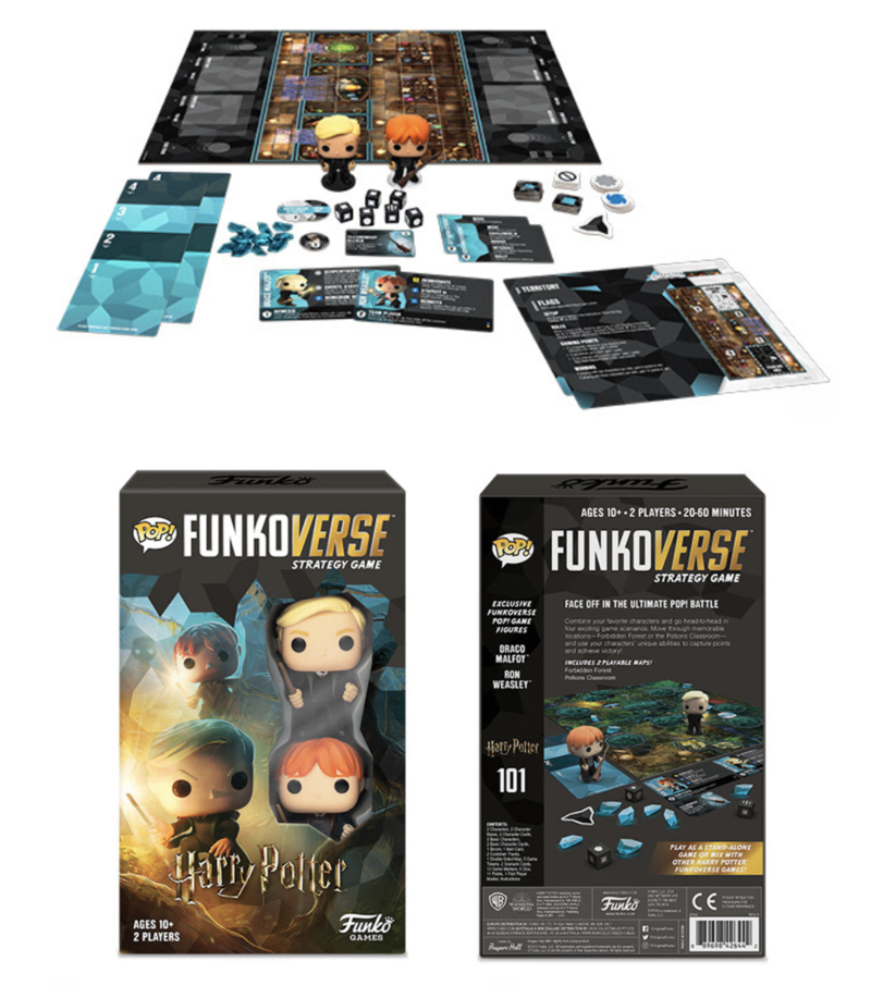 Funko POP! FunkoVerse Harry Potter Extension Pack